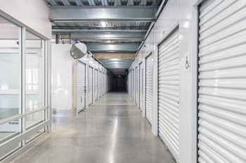 Tour Irvine storage facility